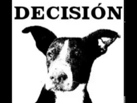 Decisión -Ⓐ- Disco completo