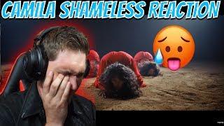 Camila- Shameless music video REACTION!!