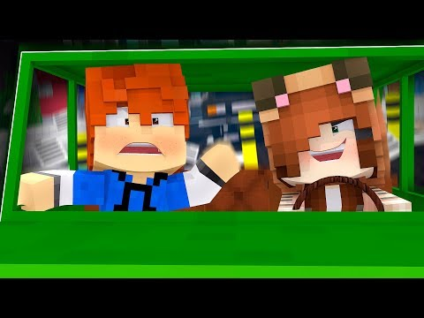Minecraft Daycare - TINA CAN DRIVE !? (Minecraft Roleplay)