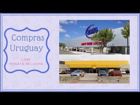 Vlog / Viagem Uruguay 05 / Compras nos FreeShop ! Neutral / DFA e outros...