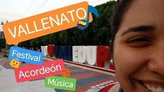 La fiesta mundial del Vallenato en Valledupar, Colombia ¡Ay hombre!