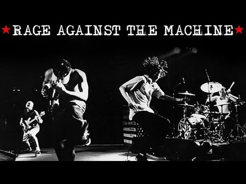 Rage Against The Machine; The Art Of Protest - Part 1 of 6
