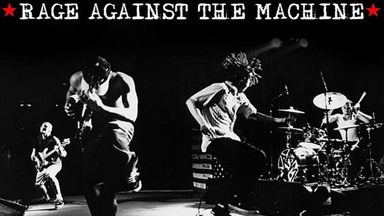 Rage Against The Machine The Art Of Protest Part 1 Of 6
