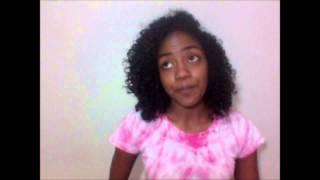 Primeiro Vídeo do Canal - Apresentação(Não reparem eu estava nervosa)