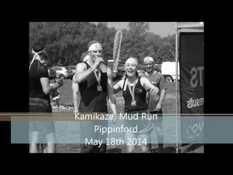 Kamikaze Mud Run Pippinford 2014 HD 720p