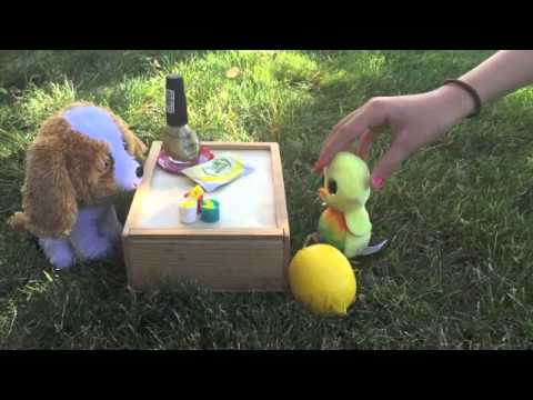 THE BEANIE BOO VERSION OF THE DUCK SONG
