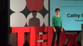 From Addiction to Connection | Cathy Gasiorowicz | TEDxFridley