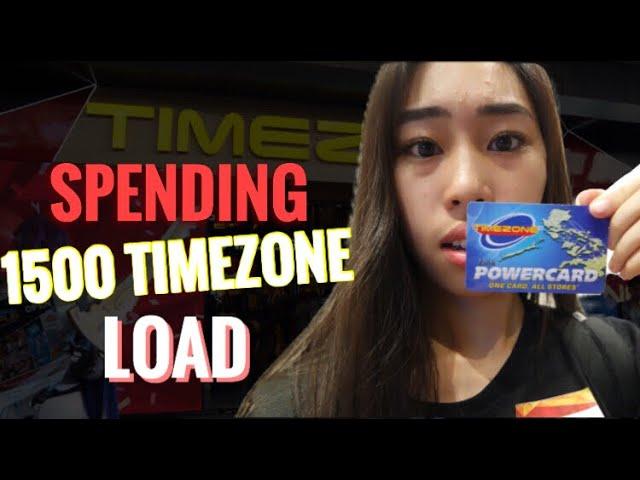 I SPENT 1500 LOAD ON TIMEZONE // VLOG #23 //Patricia Teodoro