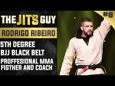What it Takes to be a FIGHTER in MMA or Jiu Jitsu   Rodrigo 'Ximbica' Ribeiro