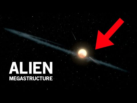The Mystery Alien Megastructure - Strangest Mysteries of the Universe!