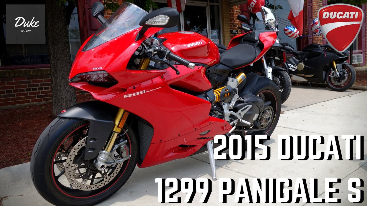Ducati 1299 Panigale S - Ride and Review - Fastest road Ducati ever