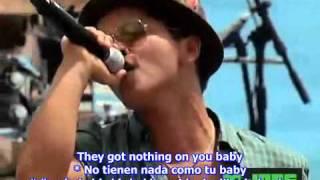 B.O.B Feat Bruno Mars - Nothing on you  English Spanish Turkish