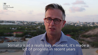 Future For Somalia: David Concar