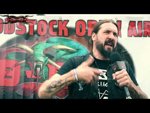 GOAT WHORE Interview - Bloodstock 2016