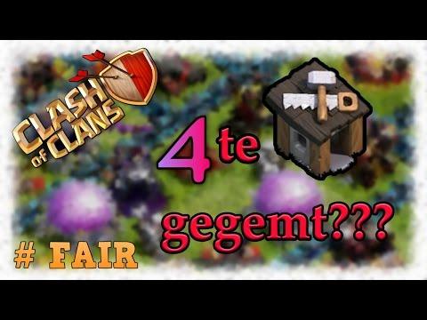 # FAIR [ Clash of Clans ] deutsch || vierte Bauhütte gegemt ? bald Hexen für alle ?