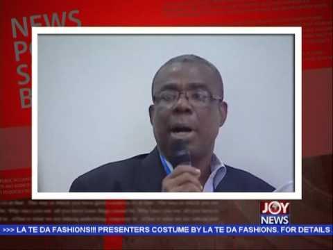 EC Forum on Voters' Register - Newsfile on Joy News (31-10-15)