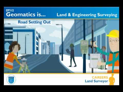 Geomatics (Surveying & Mapping) - DT112