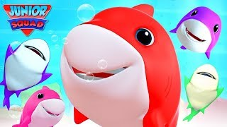 Baby Shark | Abc Song | Boo Boo Song | Wheels On The Bus | Nursery Rhymes & Songs For Babies