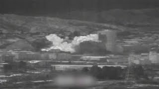 video: North Korea blows up liaison office with South following escalating tensions