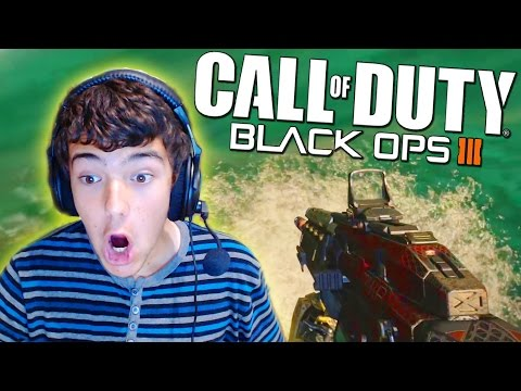 Black Ops 3 Trailer! Reacción!! - Trailer Call of Duty Black Ops 3 World Reveal