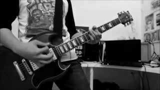 Seringai - Mengadili Persepsi (Bermain Tuhan) | Guitar Cover by Adrianr