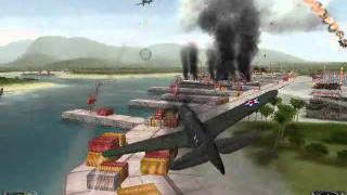 Lets Play-  Attack on Pearl Harbor - No commentary on this one -1