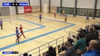 4.3.2017 klo 17.00 PJK - FC Kemi Futsal-liiga