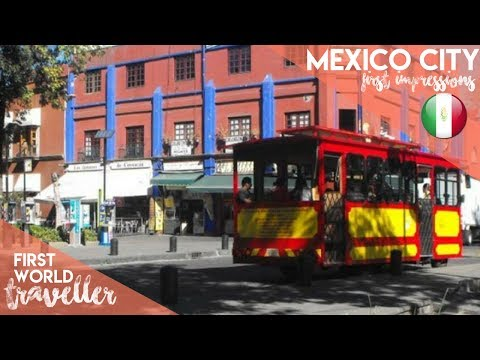 First Impressions of MEXICO CITY (CDMX) | MEXICO Travel Guide | First World Traveller