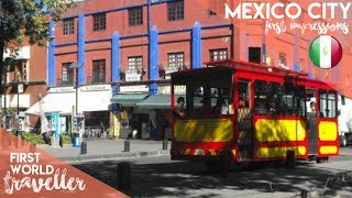 First Impressions of MEXICO CITY (CDMX) | MEXICO Travel Guide  - **Traducción al español**