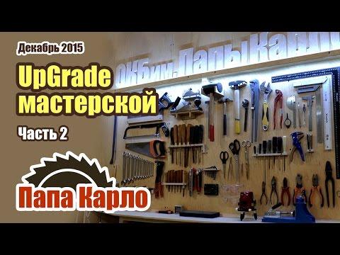 Система хранения ручного инструмента | Storage System For Hand Tools