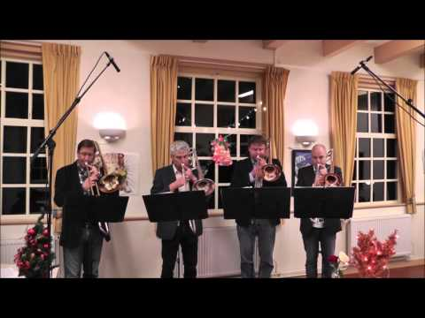 Christmas with BoneBrass trombone quartet