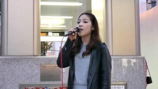 NANA「君が好き」(清水翔太)眼鏡越しの空Ver 2016/04/24 大阪 なんば駅1...