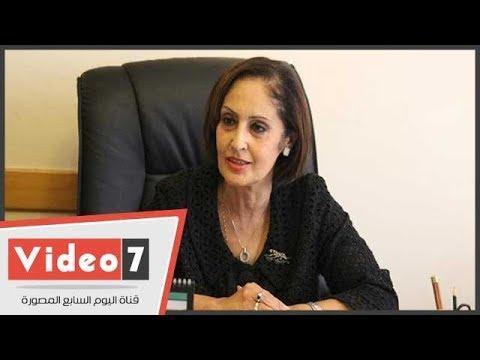 نائلة جبر: مصر من أوائل الدول المحذرة من الاتجار بالبشر  - 13:55-2018 / 9 / 18