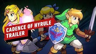 Cadence of Hyrule Announcement Trailer - GDC 2019