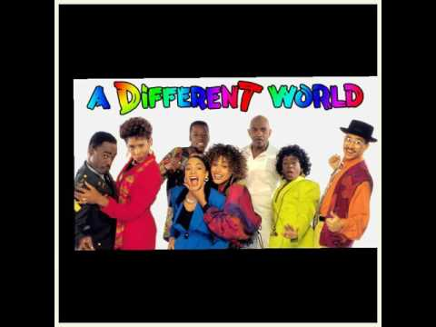 A DIFFERENT WORLD NOW OPENING
