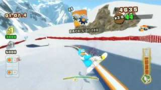 Shaun white snowboarding : Road trip  wii review