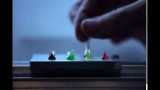 Тест вязкости и липкости пластичных смазок