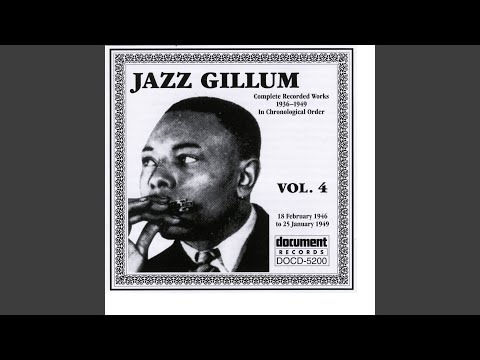 Jazz Gillum's Blues