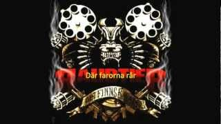Raubtier - Det finns bara krig (lyrics)