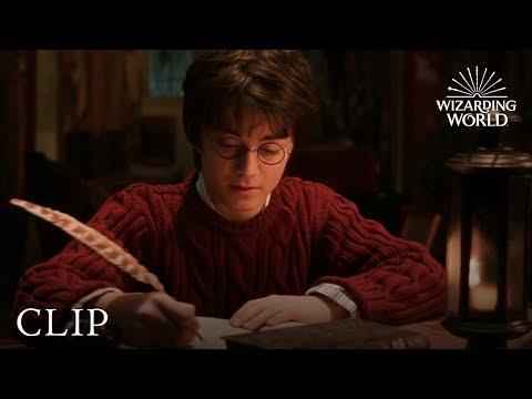 Tom Riddle Tự Giới Thiệu Về Mình Với Harry Potter (Harry Potter Và Phòng Chứa Bí Mật)