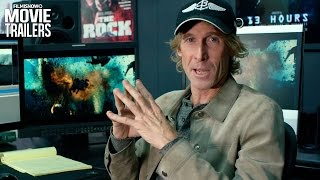 Transformers 5 | Go Behind The Scenes With Director Michael Bay
