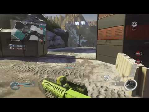 1 vs 4 Search and Destroy on Breakdown ft. FTL and The Reaver Machete