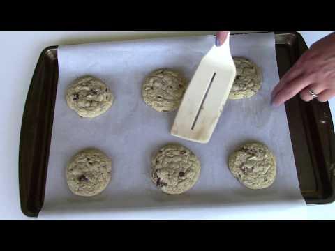 Homemade Gluten Free Chocolate Chip Cookies