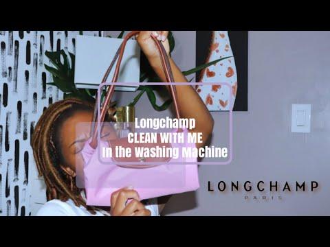 DIY | Longchamp Clean With Me | Mali Leigh