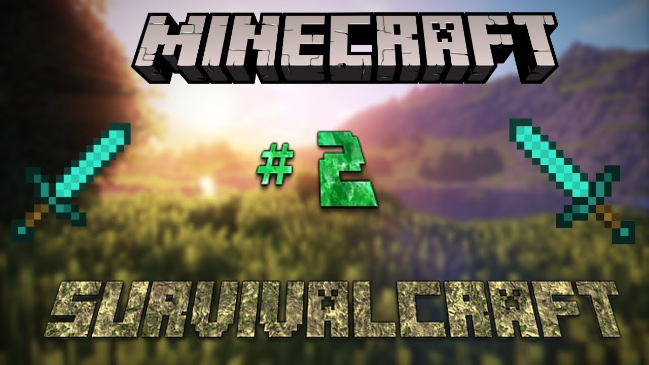 Download SurvivalCraft⛏⚒ #2- #minecraft,#nuevaserie