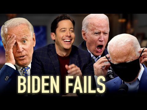 Best Biden GAFFES Discussed in 2020 | The Michael Knowles Show COMPILATION
