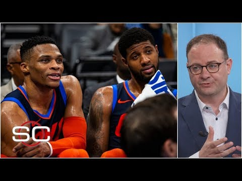 Raptors nearly traded for Paul George, Russell Westbrook to try to keep Kawhi – Woj | SportsCenter