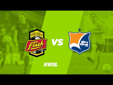 Western New York Flash vs. Sky Blue FC