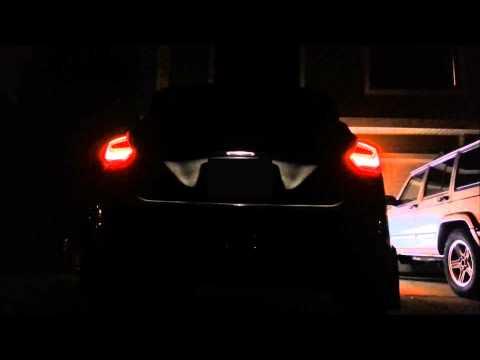 2013 Ford Focus Flashing Brake Light by Johnny Bouldin