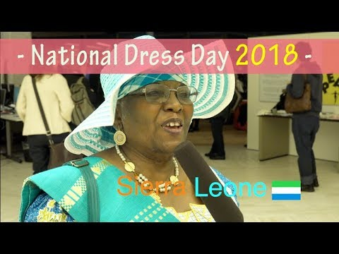 2018 National Day Dress